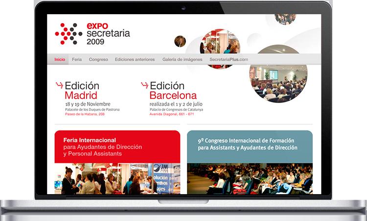 Exposecretaria 2009